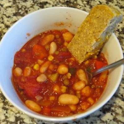 Immune Boosting Chili